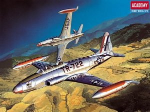 Academy 12284 T-33A Shooting Star (1:48)