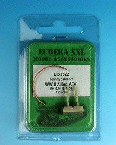 Eureka XXL ER-3522 do amerykańskich pojazdów pancernych z II W.Ś 1:35