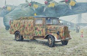 Roden 730 Opel Blitz Kfz.385 Tankwagen 1/72
