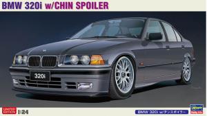 Hasegawa 20491 BMW 320i w/Chin Spoiler 1/24