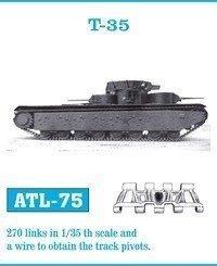 Friulmodel 1:35 ATL-75 T-35