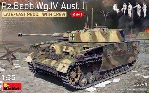 MiniArt 35344 Pz/Beob.Wg.IV Ausf. J Late/Last Prod. 1/35