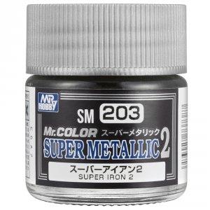 Mr.Color SM-203 Super Iron 2