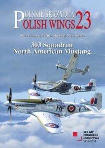 Stratus 81807 Polish Wings No. 23. 303 Squadron North American Mustang
