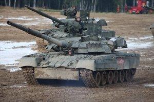 Trumpeter 09579 Russian T-80UE-1 MBT 1/35