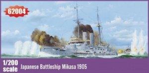 I Love Kit 62004 Japanese Battleship Mikasa 1905 1/200
