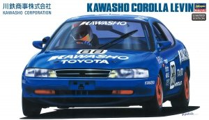 Hasegawa 20367 KAWASHO COROLLA LEVIN (1:24)