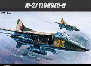 Academy 12455 MIG-27 Flogger (1:72)