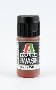 Italeri 4954 Model Wash: RUST 20 ml