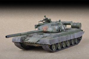 Trumpeter 07144 Russian T-80B MBT 1/72