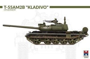Hobby 2000 35002 T-55AM2B Kladivo (w/bonus 4 painting and marking ) 1/35