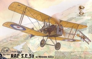 Roden 419 RAF S.E.5a w/Hispano Suiza