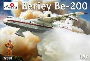A-Model 72030 Beriev Be 200 1/72