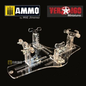 Vertigo VMP007 Plastic stand & transport jig EVO 3224