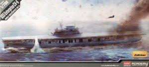Academy 14224 USS Enterprise CV-6 1/700