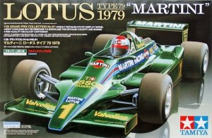 Tamiya 20061 Lotus Type 79 1979 Martini (1:20)