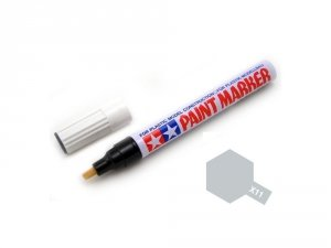 Tamiya 89011 X-11 Chrome Silver Paint Marker