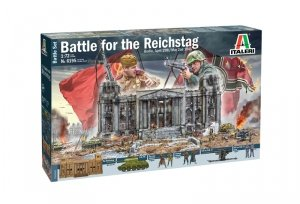 Italeri 6195 Battle for the Reichstag 1945 - BATTLE SET 1/72