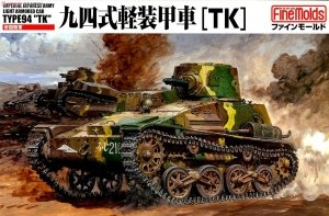 FineMolds FM17 IJA Type 94 Light Armoured T 1/35