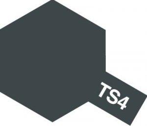 Tamiya TS4 German Gray (85004)