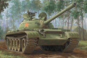 Hobby Boss 84542 PLA Type-59-1 Medium Tank 1/35