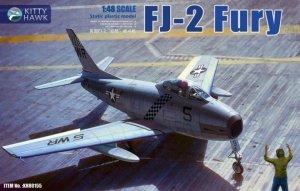 Kitty Hawk 80155 FJ-2 Fury 1/48