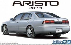 Aoshima 05788 Toyota JZS147 Aristo 3.0V/Q '91 1/24