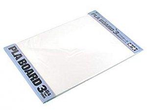 Tamiya 70147 Pla Board 3mm Set 257 x 364mm 1psc