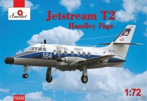 A-Model 72332 Handley Page Jetstream T2 1:72