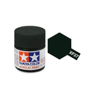 Tamiya 81327 Acryl XF-27 Black Green 23ml