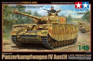 Tamiya 32584 Panzerkampfwagen IV Ausf.H LATE PRODUCTION (1:48)