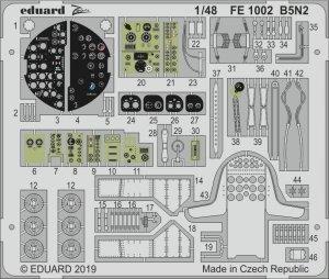 Eduard FE1002 B5N2 HASEGAWA 1/48