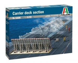 Italeri 1326 Carrier Deck Section (BACK AGAIN) 1/72