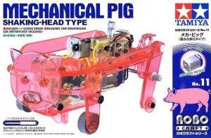 Tamiya 71111 Mechanical Pig - Shaking Head Type