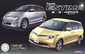 Fujimi 039787 Toyota Estima G/X/Aeras G Package 1/24
