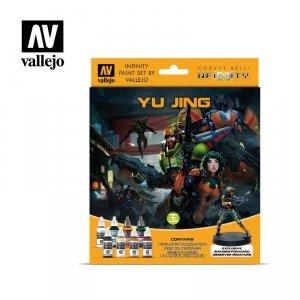 Vallejo 70235 Yu Jing 8x17ml