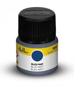 Heller 9025 025 Blue - Matt 12ml