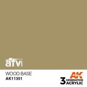 AK-Interactive AK 11351 Wood Base 17ml