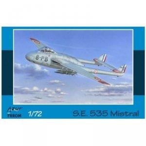 Azur FR0041 S.E. 535 Mistral 1/72