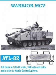 Friulmodel 1:35 ATL-82 WARRIOR MCV