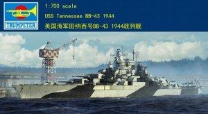 Trumpeter 05782 USS Tennessee BB-43 1944 1/700