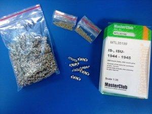 MasterClub MTL-35199 Metal Tracks for JS-2 1944-45 (1:35)