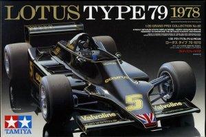 Tamiya 20060 Lotus Type 79 1978 (1:20)