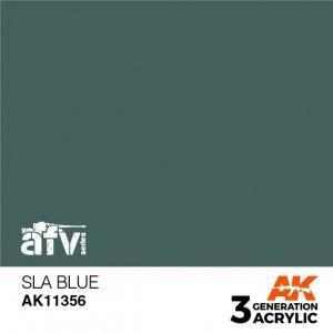 AK-Interactive AK 11356 SLA Blue 17ml
