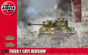 Airfix 1364 Tiger I 'Late Version' 1/35
