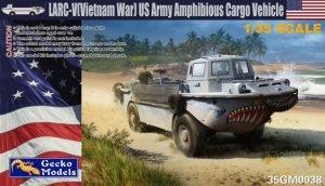 Gecko Models 35GM0038 LARC-V (Vietnam War) US Army Amphibious Cargo Vehicle 1/35