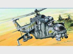 Trumpeter 05103 Mil Mi-24V Hind-E Helicopter