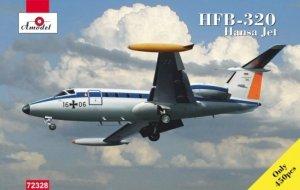 A-Model 72328 HFB-320 Hansa Jet Flugbereitschaft 1:72