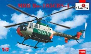 A-Model 72355 MBB Bo-105 CBS-4. German Police 1:72