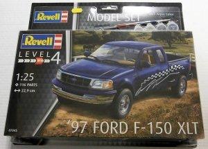 Revell 67045 Ford F-150 XLT 97 Model Set Model Set (1/25)